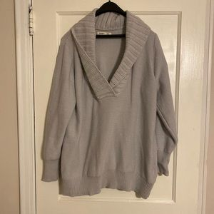 Old Navy Shawl Collar Sweater